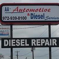 AA Automotive Services