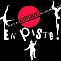École de cirque En Piste , Cesson-Sévigné