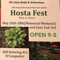 Al's Auto Body & Arboretum