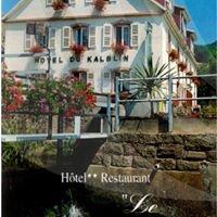 Le Kalblin hotel restaurant