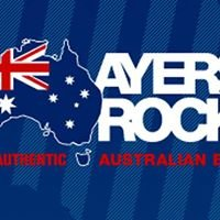 Ayers Rock - Australian Cafe