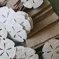 Paper Dandelions