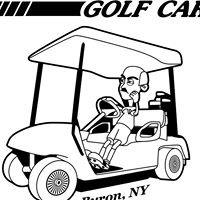 L.D. Stevens Golf Cart