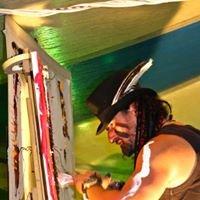 STEFAN RIVAUD, artiste peintre plasticien