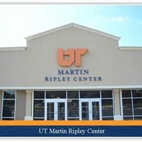 The University of Tennessee at Martin- Ripley Center