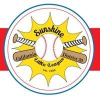 Sunshine Little League - San Diego
