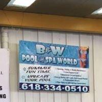 B&W pool and spa world
