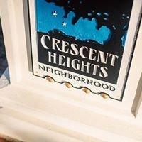 Crescent Heights Neighborhood Association (CHNA)