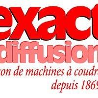EXACT Diffusion