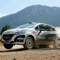 Rally sport evolution team