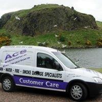 ACE Insurance Contractors Group, Fire & Flood Restoration, Edinburgh