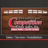 Competition Door Sales, inc