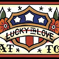 Lucky in Love Tattoo