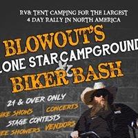 Blowouts Biker Bash