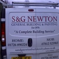 S & G Newton Builders