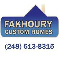 Fakhoury Custom Homes