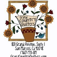 Grand Country Quilters