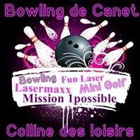 Bowling Laser Maxx Canet
