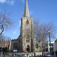 St Peter's Church, Nottingham