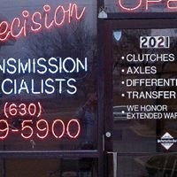 Precision Transmission Specialists