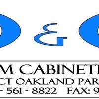 D & G Custom Cabinetry