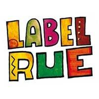 Label Rue