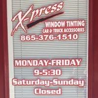 Xpress Glass Tinting