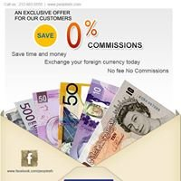 Peoples Foreign Currency  Exchange, Corp.