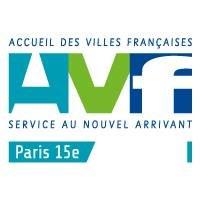 Accueil des Villes Françaises AVF Paris 15