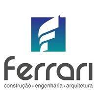 Ferrari Construção • Engenharia • Arquitetura