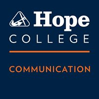 Hope College Communication Department