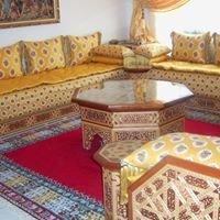 SALON Marocain chez chraibi