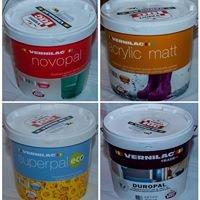 Χρώματα Βερνίκια Vernilac