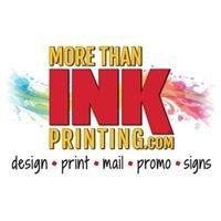 More Than Ink Printing
