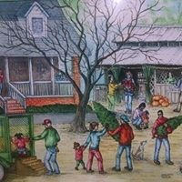 Brewer Christmas Tree-Blueberry Farm