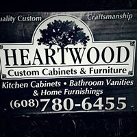 Heartwood Custom Cabinets and Furniture
