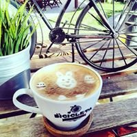 La bicicleta coffee shop