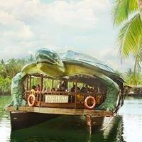 Rio Verde Floating Restaurant Loay,Bohol