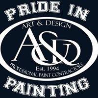 Art & Design Professional Paint Contractors