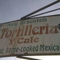 New Braunfels Tortilleria