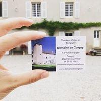 Domaine de Congey - Bourgogne