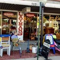 Layman's Antiques & Flea Market