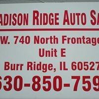 Madison Ridge Auto Sales