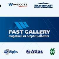 Fast Gallery - Acoperisul Albastru