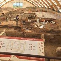 Çatalhöyük Excavation, Turkey