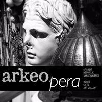 ArkeoPera Kitabevi-Tasarım- Galeri