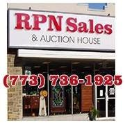 RPN Sales And Mid Century Antique Auctions