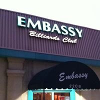 Embassy Billiards Club