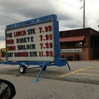 Burt's Butcher Shoppe & Eatery