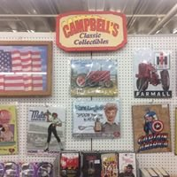 Campbell's Classic Collectibles
